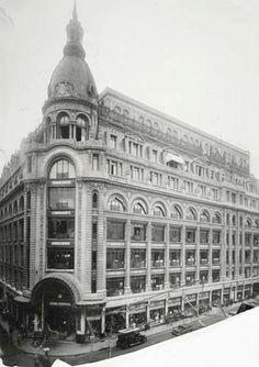 Gath y Chaves, Casa Central, en actuales Florida y Perón. Buenos Aires.