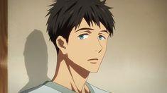 El husbando ❤ Hot Anime Boy, Anime Love, Kuroko, Aot Titans, Makoto, Free Characters, Free Eternal Summer, Splash Free, Free Iwatobi Swim Club