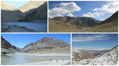 Soothing mountains of Ladakh