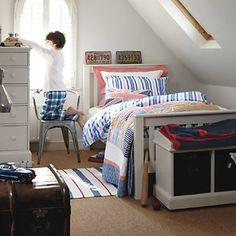 Nantucket bed for Henry £350