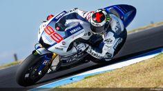 99 Jorge Lorenzo, Yamaha Factory Racing - Phillip Island Test 2014