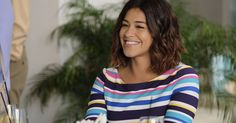 The Jane the Virgin star speaks out in support of womes's equal pay and the importance of feminism.