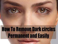 Healam Top 10 Remedies to Remove Dark Circles Permanent Naturally - Healam