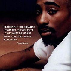 Tupac Shakur - Never Surrender