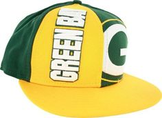 Green Bay Packers NE NC Embroidered 9FIFTY Snapback Cap by New Era. $29.95. Embroidered designs. Snapback closure. Officially licensed. 100% Cotton. Vibrant team colors. A new take on a classic, this officially licensed cap features an embroidered Packers logo that occupies one of the hat's six panels, with three-dimensional embroidery of the team's home city on the opposite front panel. 100% cotton cap has an adjustable snapback closure, so it will fit just about an...