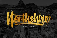 Northshire Script + Extras (Sale) by Heybing Supply Co. on Creative Market