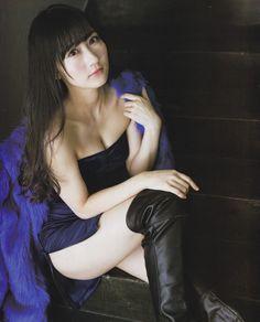 NMB48 Fuuko Yagura Joker on Bubka Magazine - JIPX(Japan Idol Paradise X)