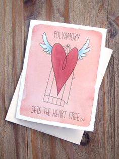 Hey, I found this really awesome Etsy listing at http://www.etsy.com/listing/177267889/polyamory-sets-the-heart-free-card