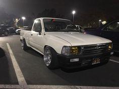 #Toyota_Hilux #MK5 #MiniTruck #Slammed #Stance