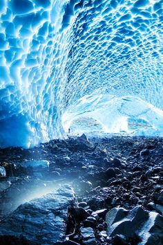 Washington State... @adventurus it would be cool if we could go to an ice cave :3