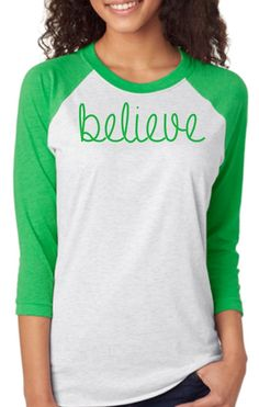 These unisex raglan tees are THE BEST! Super-soft, and very true-to-size. All…