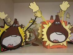 Bowser, Halloween, Kindergarten, Fictional Characters, Sint Maarten, Colouring In, Crafts, Ideas, School