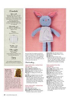 Knit Now Issue 35 2014 - 轻描淡写 - 轻描淡写