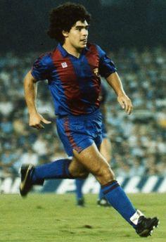 Diego en F.C. Barcelona