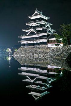 Matsumoto Castle - Nagano, Japan