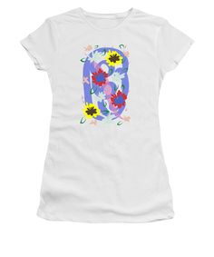 Purchase a womens t-shirt featuring the image of Abstract Garden by Bee-Bee Deigner. Each t-shirt is printed on-demand, ships within 1 - 2 business days, and comes with a money-back guarantee. Fused Glass Jewelry, Comfy Hoodies, Shopping Center, Loungewear, Abstract, Online Shopping, Indie, Graphic Tees, Fashion Accessories