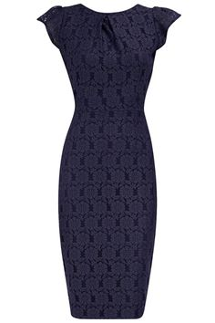 1st time hearing of Dorothy Perkins but this dress is so lady like, very Mad Men. I also think I'm having a love affair with navy currently