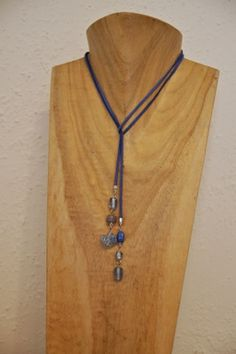 Blauwe verterketting