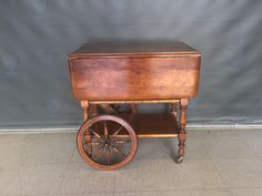 Wagon Serving Cart - Warner Bros. Property Department