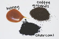 The 3 simple ingredients needed to make a face scrub that can hydrate, firm, exfoliate, and heal, to help you survive that combination skin you've been having. Read more here: http://thegoldsister.com/diy-coffee-charcoal-face-scrub/