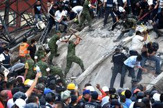 Photos Show Destruction And Scramble For Survivors After Deadly Mexico Earthquake ~ September AI News Agency Mexico City Earthquake, Recent Earthquakes, Asia, Todays Weather, Story Video, Usa News, Top Photo, Europe, Strength