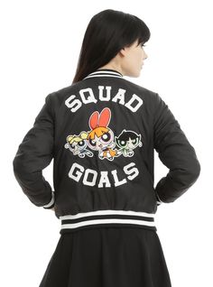 These Are All the Gadgets You Need For a Great School Year Powerpuff Girls Bomber Jacket