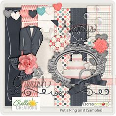 Put a Ring On It {Sampler} by Chelle's Creations