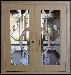 Elegant Contemporary Doors - Contemporary Entry Doors - Contemporary Exterior Doors - Contemporary Entry Door - Contemporary Front Door - Contemporary Glass Door - E-3413