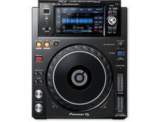 XDJ-1000MK2 Preparado para rekordbox, reproductor digital compatible con audio de alta resolución (Negro) - Pioneer DJ