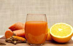 Com este suco desintoxicante à base de laranja, cenoura e gengibre, desfrutaremos de um grande equilíbrio interior e de um maravilhoso bem-estar. Confira!