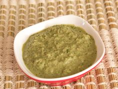 Pudina Chutney Recipe for Dosa
