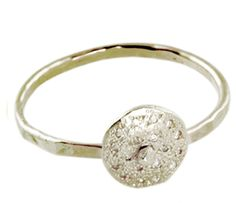 pave sequin ring