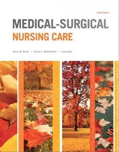 For students enrolled in licensed practical/vocational nursing programs (LPN/LVN) A Practice-Based Approach to Nursing Care Medical-Surgical Nursing Care , Fourth Edition gives students an in-depth un