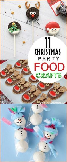 Easy Food Crafts for