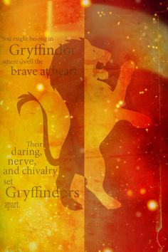 You Might Belong In Gryffindor Where Dwell The Brave At Heart