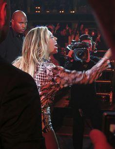 Beyoncé At SSE Hydro Arena Glasgow 20.2.2014