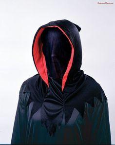 Deluxe Invisible Mask#Deluxe, #Invisible, #Mask Scary Halloween Masks, Theme Halloween, Halloween Haunted Houses, Adult Halloween, Halloween Costumes For Kids, Halloween Parties, Phantom, Head Mask, Black Costume