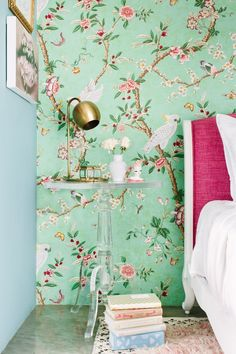 bedroom side table inspiration
