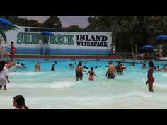 Shipwreck Island Water Park has been a favorite attraction for visitors to Panama City Beach for years!