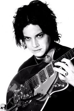 Jack White - I will run into you one day in Nashville, Mr. White. ;)