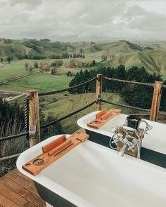 Waitomo Hilltop Glamping, New Zealand