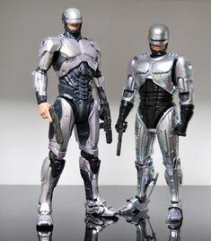 ROBOCOP - RoboCop(1987 × 2014) #threezero #3Zero #hottoys
