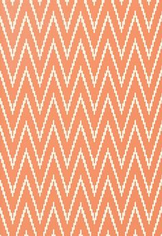 FSchumacher Wallpaper 5005994 Kasari Ikat Terra Cotta