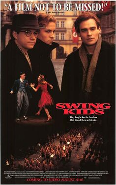 Swing Kids the movie... made we question stuff... never just follow!!