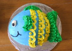 Friend requested a fish smash cake for her nephew's first...