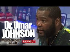 Dr. Umar Johnson Breakfast Club Interview Power 105.1 (7/18/2016)