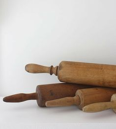 Vintage French Rolling Pins