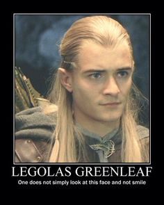 Legolas Is The Best Character In LOTR And Thorin Is The Best Character In  The Hobbit. Even Though They Donu0027t Exactly Like Each Other  They Are Both  Noble ...
