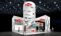 Artem Zaitsev on Behance Exhibition Stand Design, Double Deck, Desktop Screenshot, Behance, Concept, Exhibitions, Mezzanine, Exhibition Stall Design