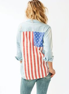 patriotic style | Patriotic Styles for American Holidays